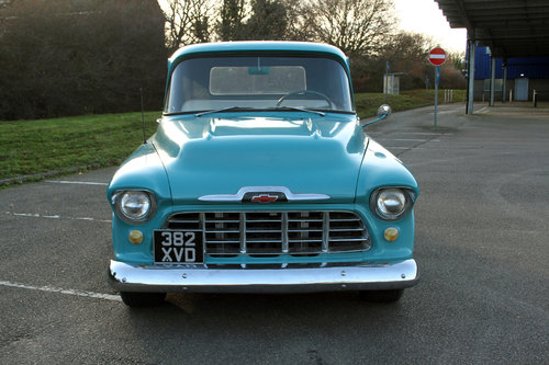 1956 Chevrolet 3100 Truck SOLD (picture 2 of 6)