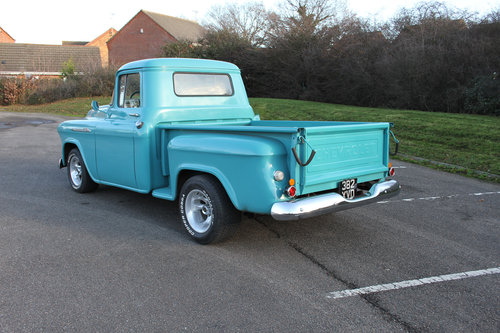 1956 Chevrolet 3100 Truck For Sale (picture 3 of 6)