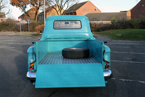 1956 Chevrolet 3100 Truck SOLD (picture 4 of 6)