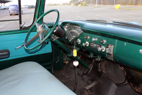 1956 Chevrolet 3100 Truck SOLD (picture 6 of 6)