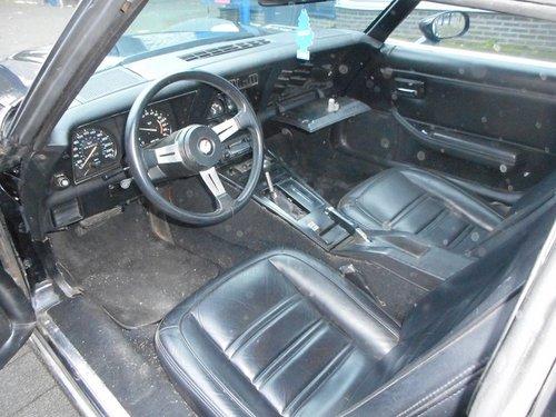 1978 CHEVROLET CORVETTE 25 anniversary For Sale (picture 3 of 6)