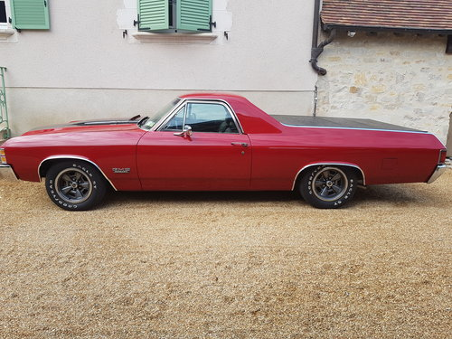 1971 Chevrolet El Camino  For Sale (picture 1 of 6)