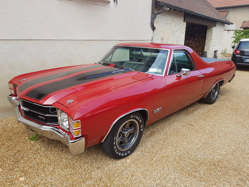 1971 Chevrolet El Camino  For Sale (picture 2 of 6)