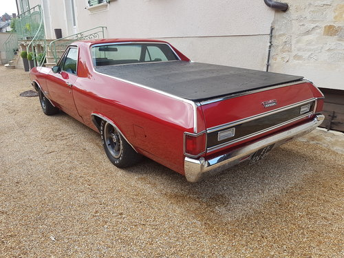 1971 Chevrolet El Camino  For Sale (picture 3 of 6)