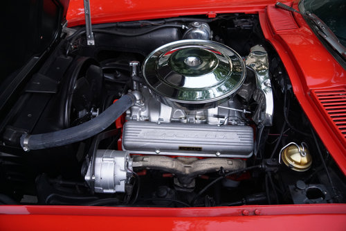 1963 Chevrolet Corvette 327/340HP V8 4 spd Convertible SOLD (picture 6 of 6)