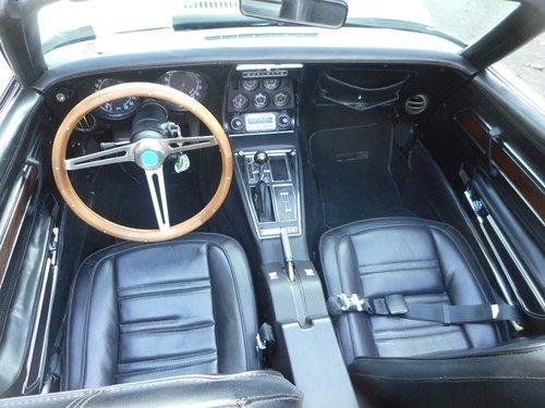 1972 CHEVROLET CORVETTE C3  CONVERTIBLE     For Sale (picture 4 of 6)