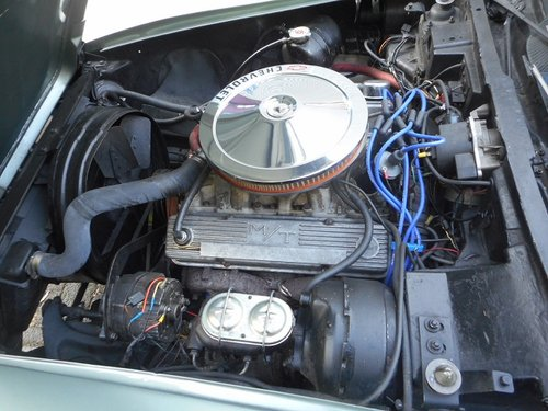1972 CHEVROLET CORVETTE C3  CONVERTIBLE     For Sale (picture 5 of 6)