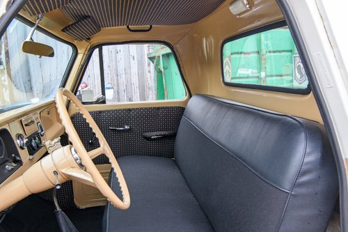 1964 Custom Chevy C20 Long Bed, Auto Box SOLD (picture 4 of 6)