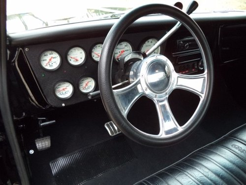 1972 Chevrolet C10 Custom Truck For Sale (picture 5 of 6)