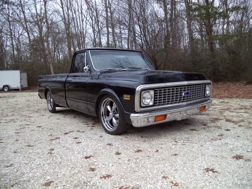 1972 Chevrolet C10 Truck  For Sale (picture 2 of 6)