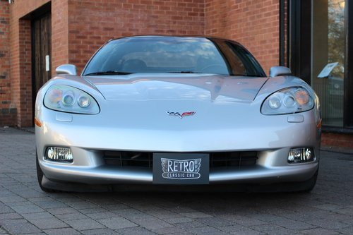 2006 Chevrolet C6 Corvette 6.0 V8 Auto SOLD (picture 2 of 6)
