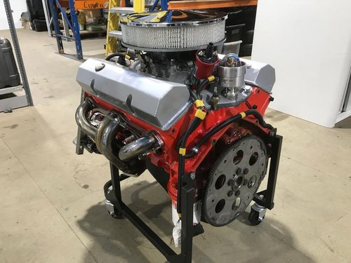 1969-70-355 Small Block Chevrolet Engine 5 8 litres For Sale