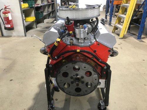 1969-70-355 Small Block Chevrolet Engine 5.8 litres For Sale (picture 4 of 6)