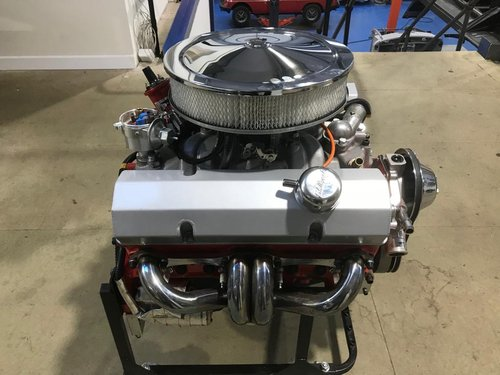 1969-70-355 Small Block Chevrolet Engine 5.8 litres For Sale (picture 5 of 6)