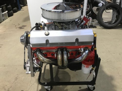 1969-70-355 Small Block Chevrolet Engine 5.8 litres For Sale (picture 6 of 6)