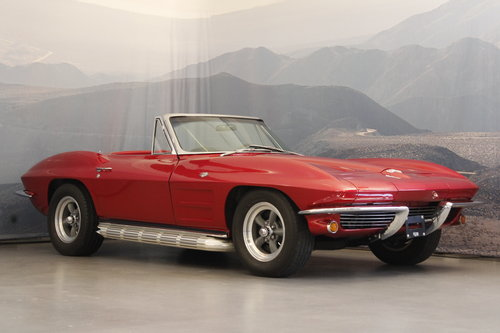 1964 Chevrolet Corvette C2 V8 Convertible For Sale (picture 1 of 6)