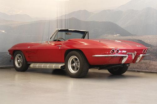 1964 Chevrolet Corvette C2 V8 Convertible For Sale (picture 2 of 6)