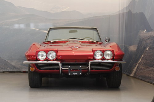 1964 Chevrolet Corvette C2 V8 Convertible For Sale (picture 3 of 6)
