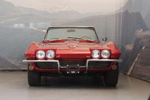 1964 Chevrolet Corvette C2 V8 Convertible For Sale (picture 3 of 6)