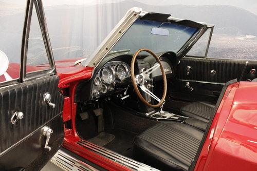 1964 Chevrolet Corvette C2 V8 Convertible For Sale (picture 4 of 6)