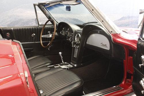 1964 Chevrolet Corvette C2 V8 Convertible For Sale (picture 5 of 6)