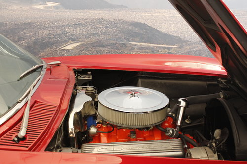 1964 Chevrolet Corvette C2 V8 Convertible For Sale (picture 6 of 6)