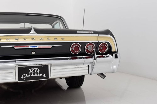 1964 Chevrolet Impala SS Coupe For Sale (picture 1 of 6)