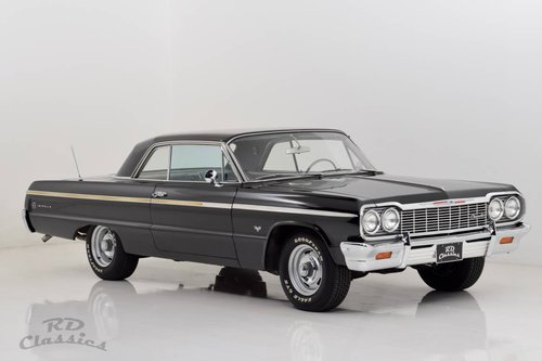1964 Chevrolet Impala SS Coupe For Sale (picture 2 of 6)