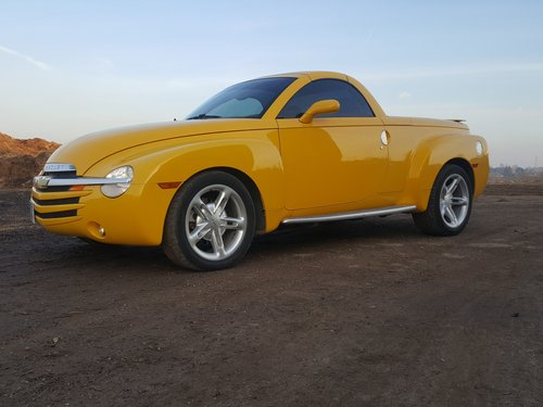 2003 Chevrolet SSR Truck  For Sale (picture 2 of 6)