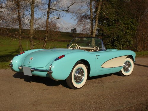 1957 Chevrolet Corvette C1 No reserve For Sale by Auction (picture 2 of 3)