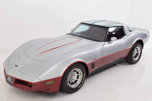1982 Chevrolet Corvette C3 Crossfire Injection For Sale (picture 1 of 6)