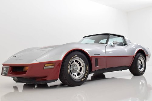1982 Chevrolet Corvette C3 Crossfire Injection For Sale (picture 3 of 6)