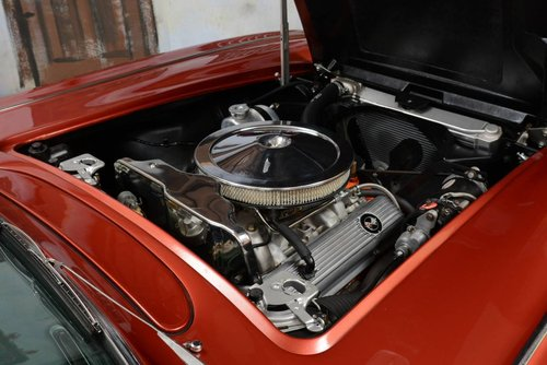 1961 Chevrolet Corvette C1 Convertible / Vollrestauration! For Sale (picture 6 of 6)