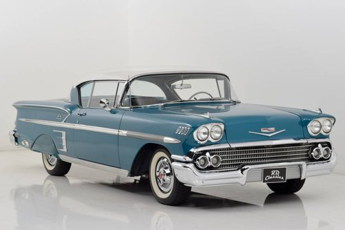 1958 Chevrolet Impala 348 Tri-Power - Automatic For Sale (picture 1 of 6)