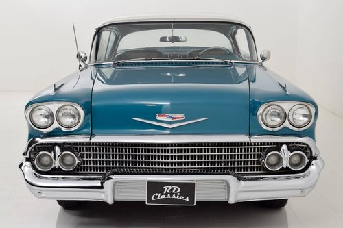 1958 Chevrolet Impala 348 Tri-Power - Automatic For Sale (picture 2 of 6)