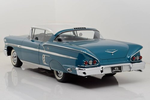 1958 Chevrolet Impala 348 Tri-Power - Automatic For Sale (picture 3 of 6)