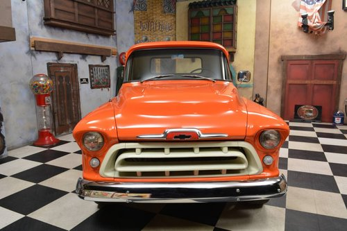 1957 Chevrolet 3100 Pickup Truck *V8*Automatik* For Sale (picture 3 of 6)