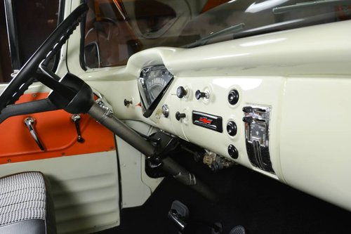 1957 Chevrolet 3100 Pickup Truck *V8*Automatik* For Sale (picture 6 of 6)