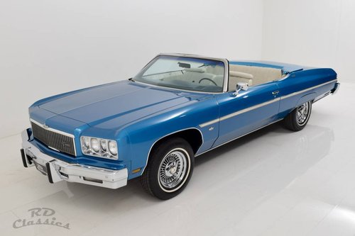 1975 Chevrolet Caprice Classic Convertible For Sale (picture 2 of 6)