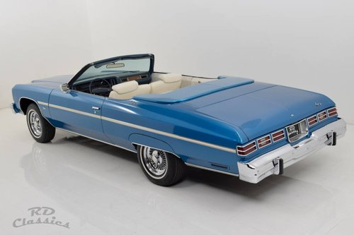 1975 Chevrolet Caprice Classic Convertible For Sale (picture 3 of 6)