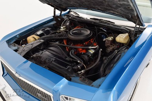 1975 Chevrolet Caprice Classic Convertible For Sale (picture 4 of 6)