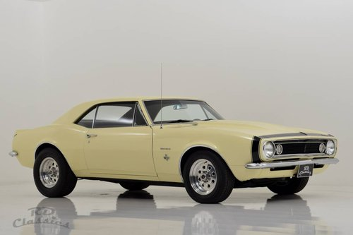 1967 Chevrolet Camaro Hardtop Coupe / Voll Restauriert! For Sale (picture 1 of 6)