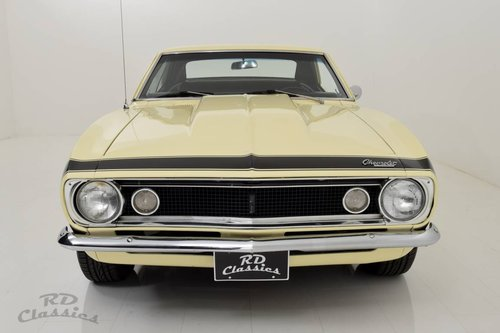 1967 Chevrolet Camaro Hardtop Coupe / Voll Restauriert! For Sale (picture 2 of 6)