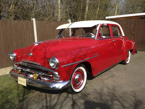 1957 Classic Wedding Cars Wales For Hire (picture 4 of 4)