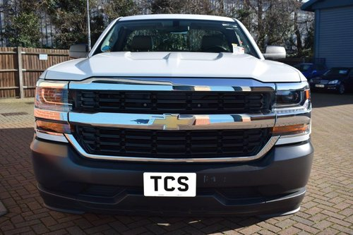 2016 UK Reg'd Chevrolet Silverado 1500 LWB 4.3i V6 285 Auto SOLD (picture 4 of 6)