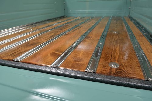 1955 Chevrolet 3100 Pick up Truck Frame Off Restoration For Sale (picture 5 of 6)