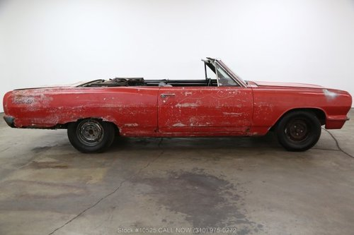 1964 Chevrolet Malibu SS Convertible For Sale (picture 2 of 6)