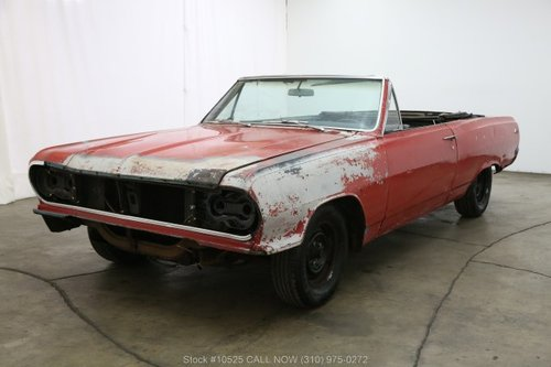 1964 Chevrolet Malibu SS Convertible For Sale (picture 3 of 6)