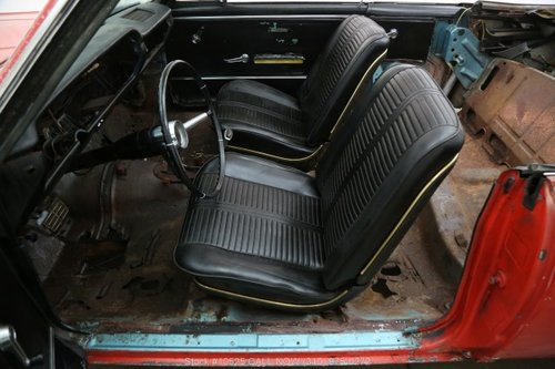 1964 Chevrolet Malibu SS Convertible For Sale (picture 4 of 6)