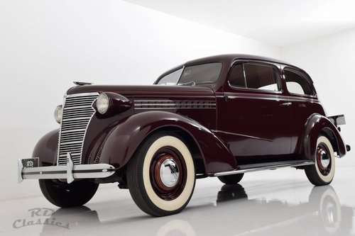 1938 Chevrolet Master De Luxe Frame-Off Vollrestauration! For Sale (picture 1 of 6)